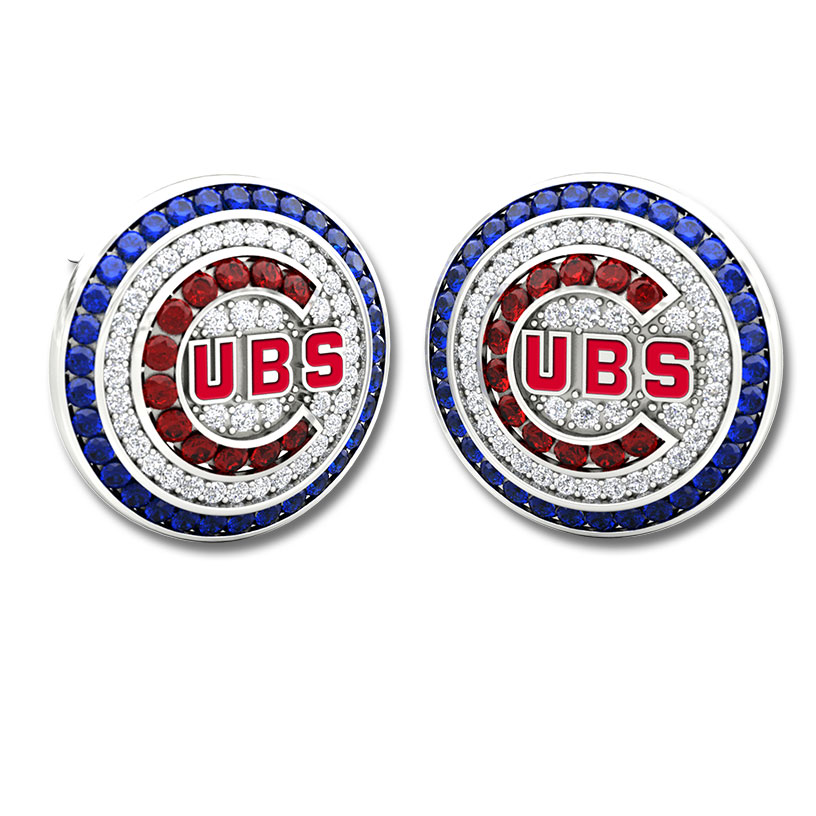 chicago cubs chicago cubs fan collection letter style jacket cc144