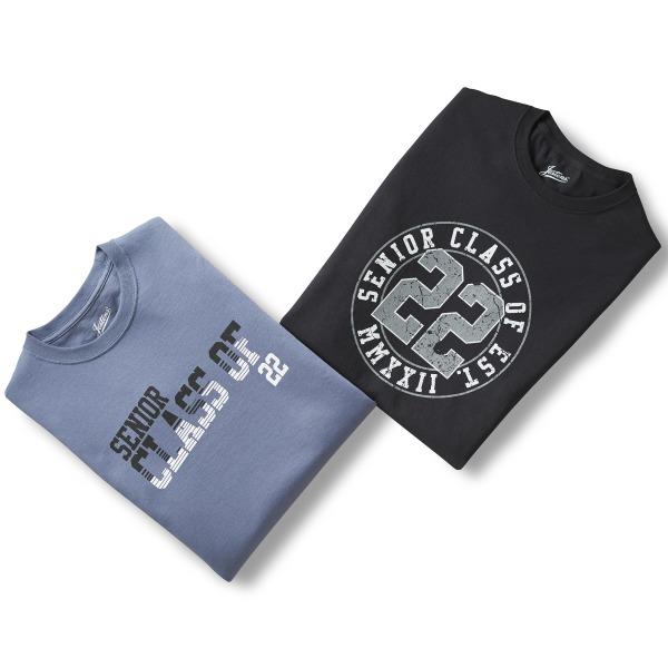 2 Pack Senior T - Shirts