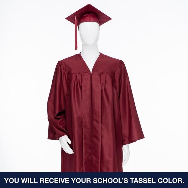 Cap, Gown & Tassel  Unit