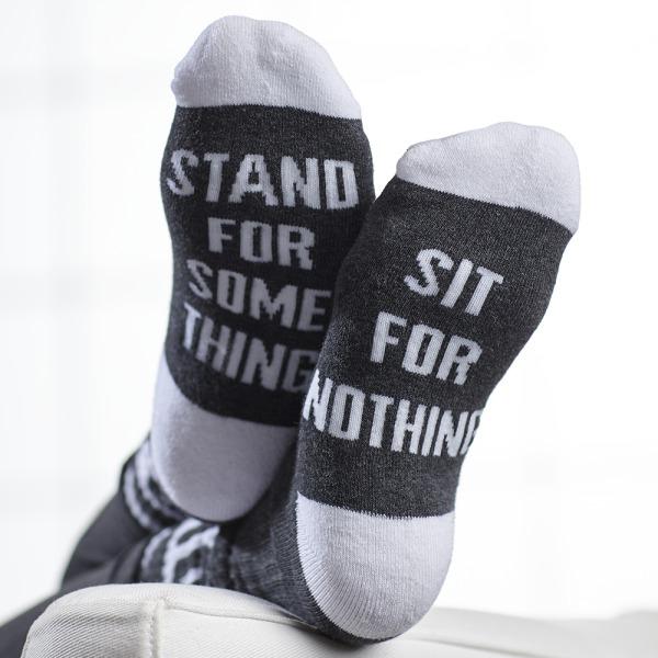 Stand For Something Socks