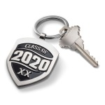 Year - Dated Key Ring 2020