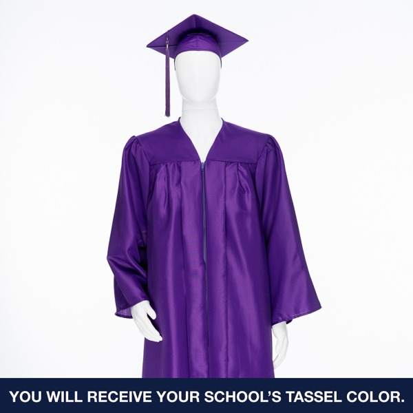 Cap, Gown, Tassel and Stole