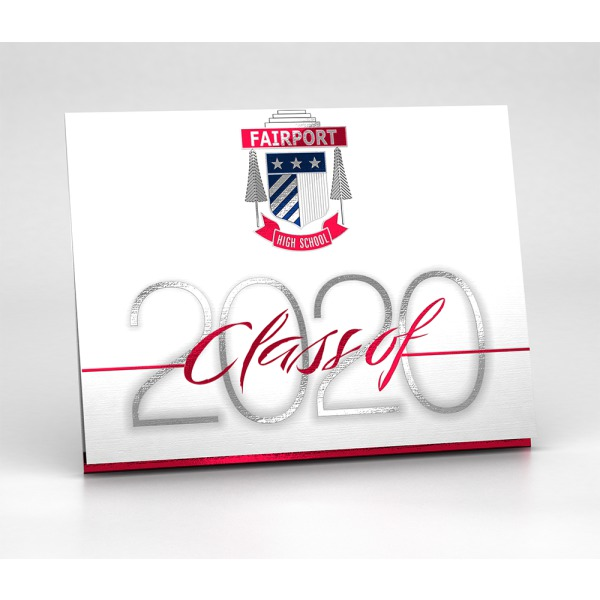 Fairport High School Traditional Announcement Packages â