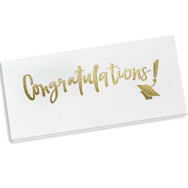 Congratulations Money Card