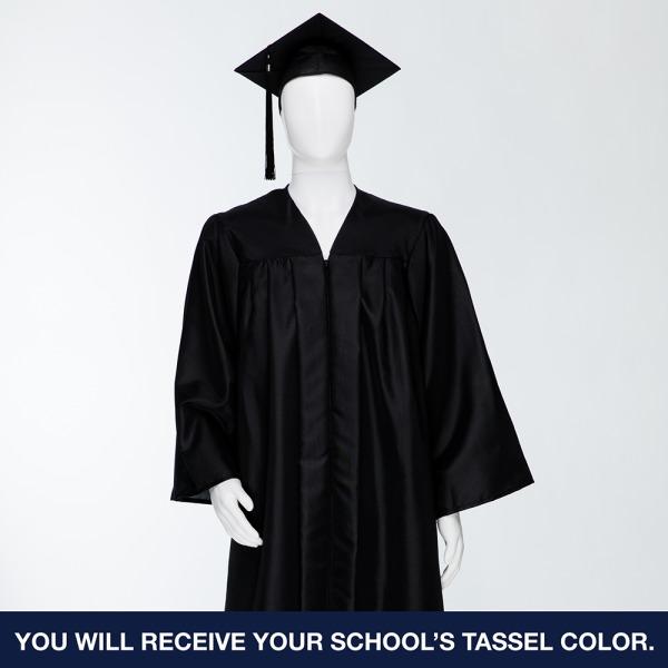 Cap, Gown, Tassel & Stole Unit
