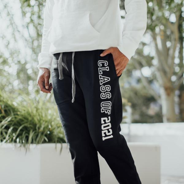 2021 Black Sweatpants