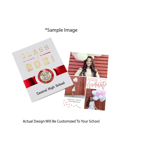 25 Announcements & 25 Photo Cards