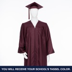 Cap, Gown and Tassel