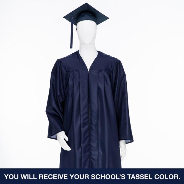 Cap, Gown, Tassel