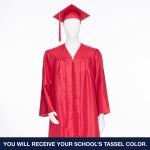 Cap, Gown, Tassel & Diploma Cover