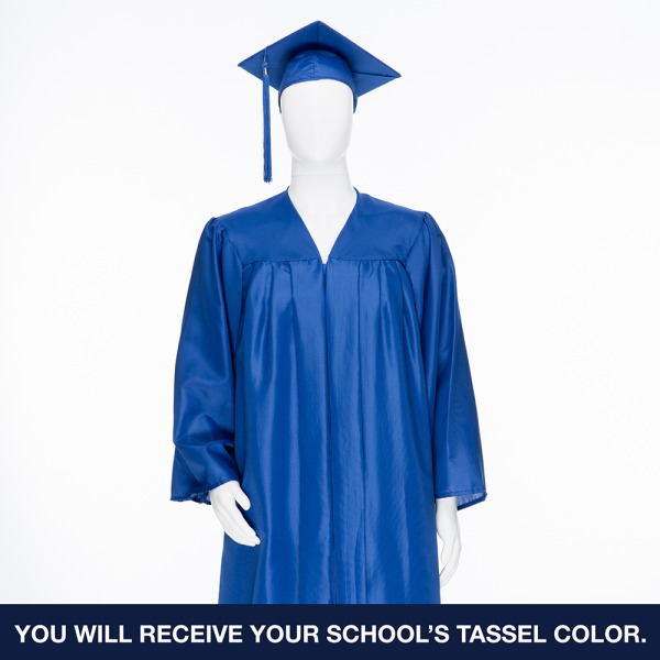Cap, Gown, Tassel & NWCCA Stole