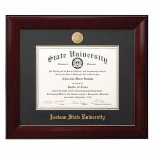 University Of Alabama Birmingham Al Diploma Frames Products Jostens