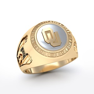 University of Oklahoma Tulsa, OK - Official Ring Collection