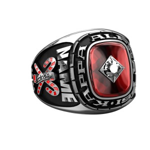 Kappa Alpha Psi Philadelphia Pa Standard Ring Collection Products