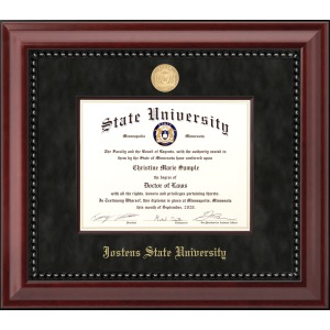 University Of Akron Akron Oh Diploma Frames Products Jostens