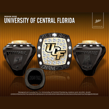 University of Central Florida Women's Volleyball 2018 American Championship Ring