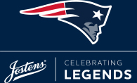 New England Patriots Jostens Celebrating Legends