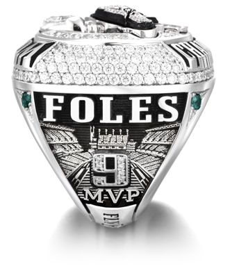 How You Can Get Your Own Eagles Super Bowl Ring
