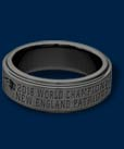 New England Patriots Band Ring