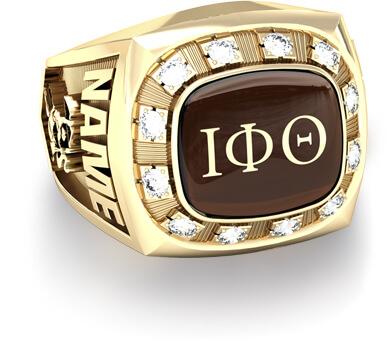 Iota Phi Theta Ring Story Ring