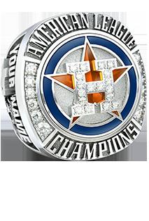 Houston Astros Elite Ring