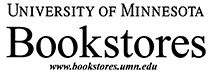 U of Minnesota Bookstores www.bookstores.umn.edu