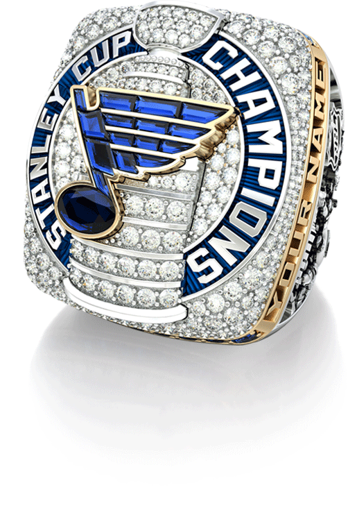 St. Louis Blues Limited Edition Ring