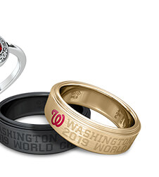 Washington Nationals Band Ring