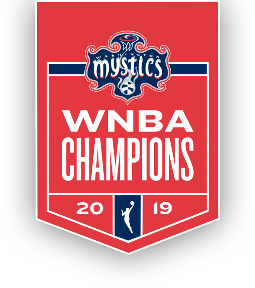 Washington Mystics WNBA Champions 2019