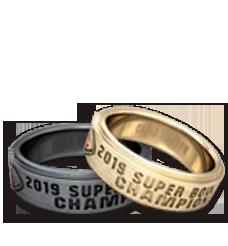 Championship Band Ring