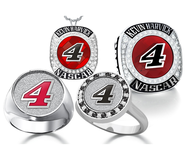 Kevin Harvick Fan Collection Jewelry