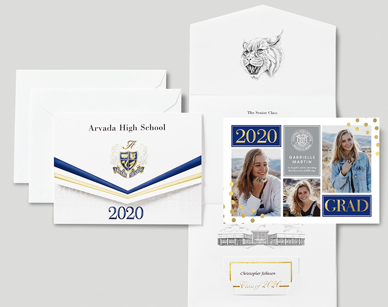 How Much Money To Give For High School Graduation 2020.High School Graduation Announcements Invitations Jostens
