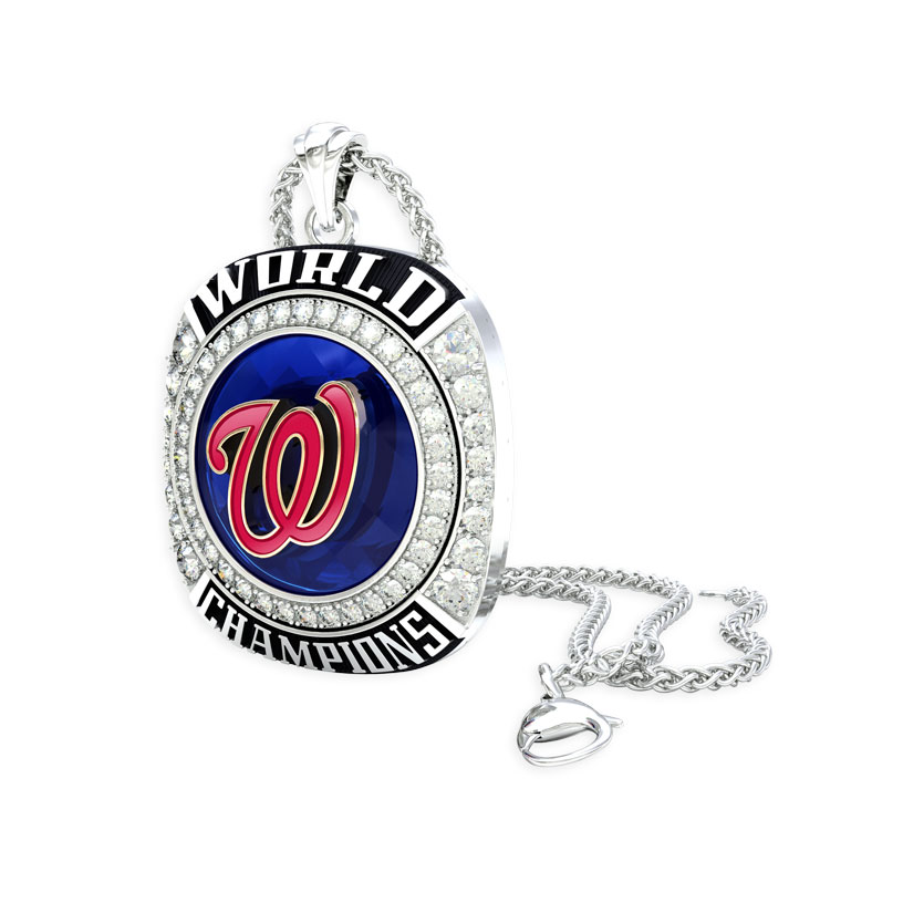 Washington Nationals Elite Pendant