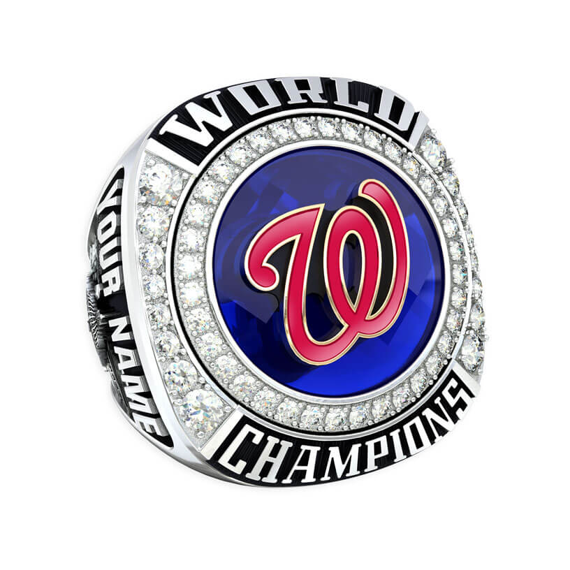 Washington Nationals Elite Ring