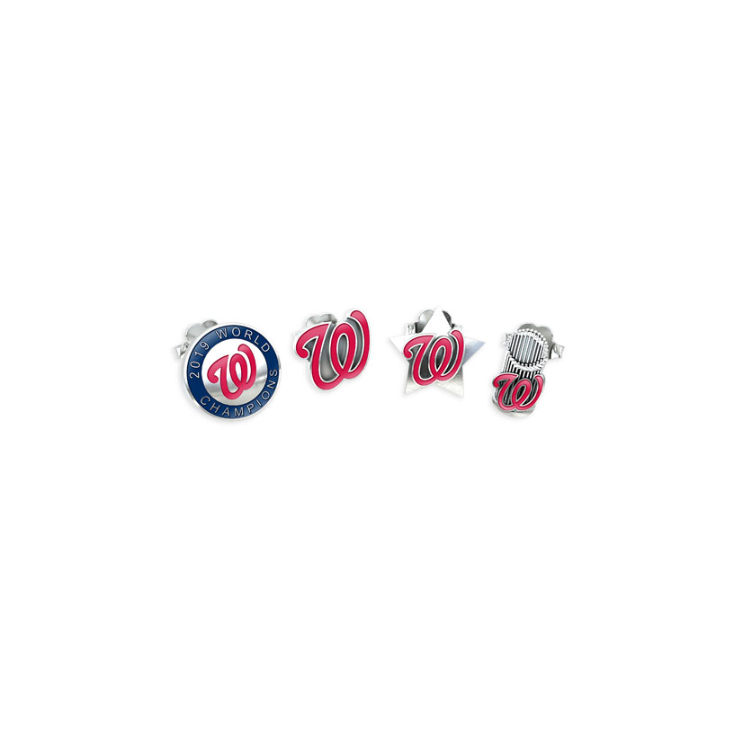 Washington Nationals Mix & Match Earrings