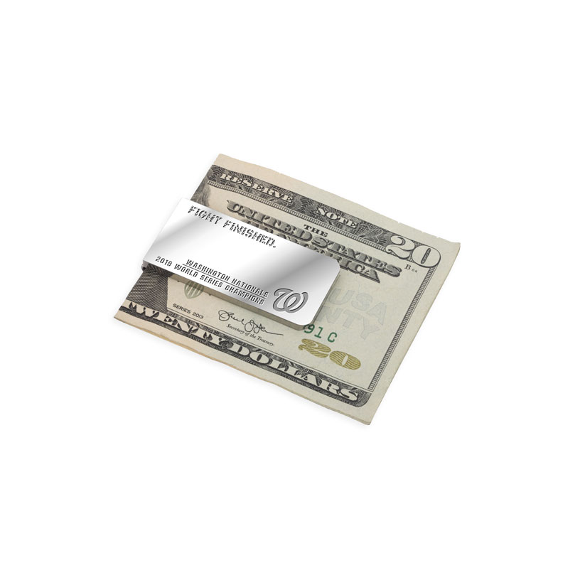 Washington Nationals, Nationals Money Clip